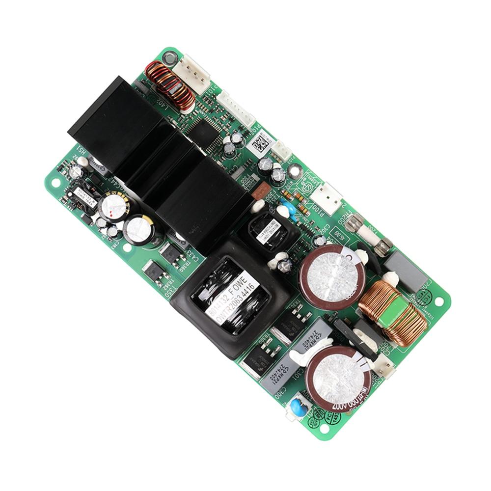 SMSL A8 125Wx2 HIFI Audio Digital Power Amp/DAC/Headphone Amp ICEpower  Module AK4490 DAC PCM 768khz DSD512 TPA6120 All In One