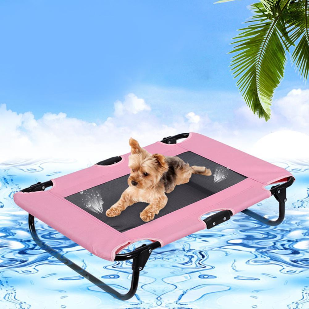 Nouveau tapis de chien respirant pour animaux de compagnie été Cool tapis matelas tapis de refroidissement pour chiot Teddy petit grand chien Chihuahua lit nid Pad Pet House