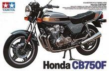 1/12 Honda CB750F Scale Assembly Motorcycle Model Building Kits Tamiya 14006