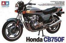 1/12 Honda CB750F ölçekli montaj motosiklet modeli yapı kitleri Tamiya 14006