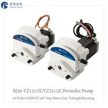 large flow rate stepping motor peristaltic pump vacuum stepper dosing 0 to 19300ml/min