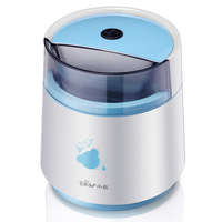 Household electric automatic Fruit ice cream machine children double layers frozen sorbet DIY Icecream Cool maker 800ml EU