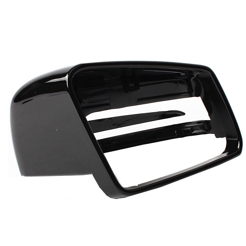 Protection Housing Replacement Universal Car Accessories Cap Mirror Cover Black Easy Install Solid For Benz W176 W246 GLA