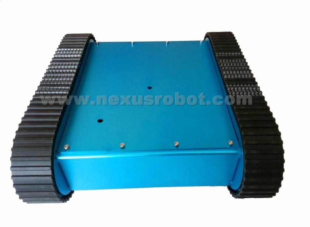 Yeni İzlənmiş Mobil Tank Robot Kit - Məktəb və tədris ləvazimatları - Fotoqrafiya 2
