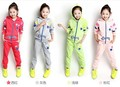2015 spring and autumn set child sports casual twinset quality children's clothingName brand children boys and girls suits