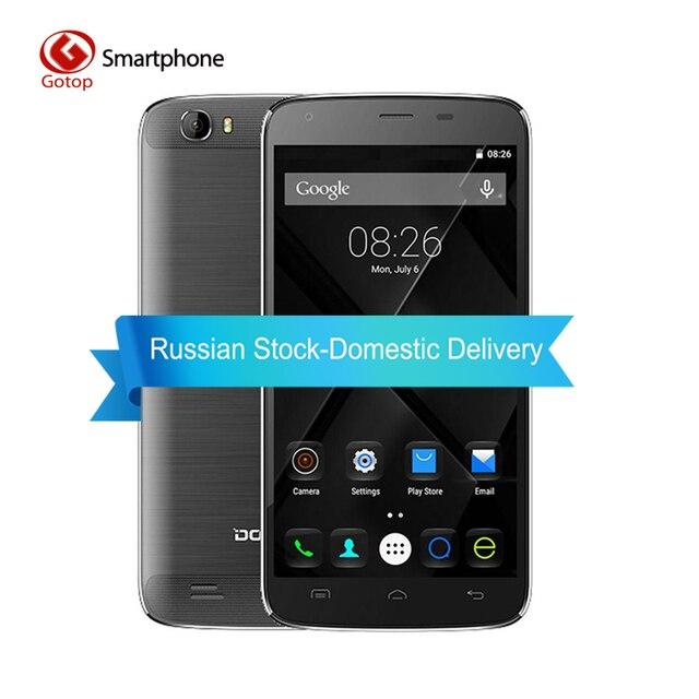 Doogee Y200 Android 5.1 Двойной Сим Мобильный телефон MTK6735M 4 ядра 2 ГБ ОЗУ 32 ГБ ПЗУ Смартфон 5.5 дюйма 13.0 МП 4G LTE Сотовый телефон