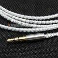 LN004426 1 5 м посеребренный 3 5 мм до 3 5 мм кабель для наушников Beyerdynamic Custom One Pro Plus наушники