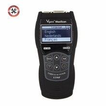 VS890 السيارات الماسح OBD2 الماسح الضوئي رمز القارئ العالمي متعدد اللغات سيارة أداة تشخيص Vgate VS 890 شحن مجاني