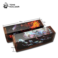 Time Walker Deck Box Board Games Cards Deck Box For Magic The Gathering Pokemon Or Yugioh