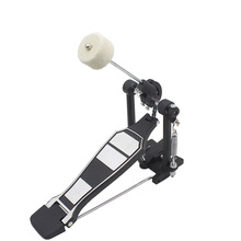 High Quality Bass Drum Pedal Beater Singer Tension Spring and Single Chain Drive Percussion Instrument Parts & Accessories