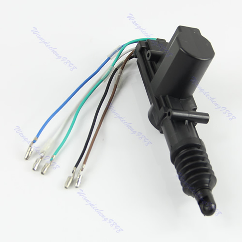 compare prices on actuator control systems online shopping buy car door lock actuator auto locking system 5 wire single gun type central motor