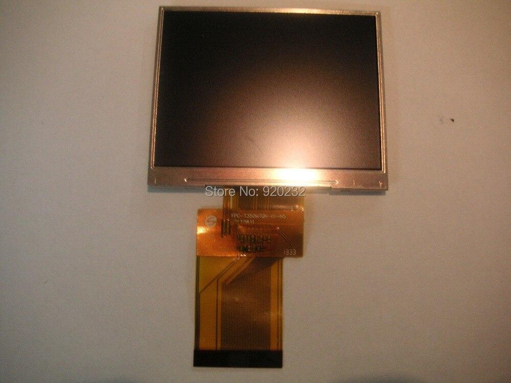 imágenes para Monitor de 3.5 pulgadas el panel LCD FPC-T350MTQN-01-N5 pantalla lcd