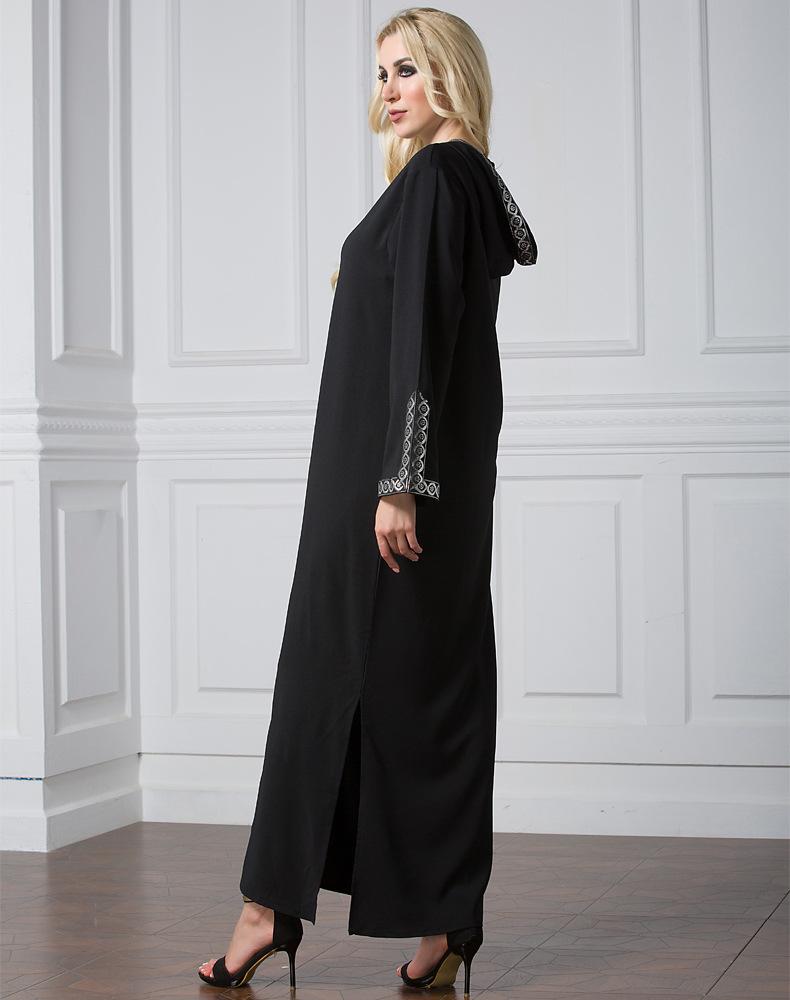 Last Jalabiya Islamic Dress 8
