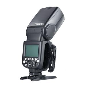 Image 5 - Godox 2 PCS TT685C TT685N TT685S TT685F TT685O 1/8000 s HSS TTL פלאש Speedlite עם X1T הדק עבור canon Nikon Sony Fuji אולימפוס