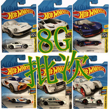 New Arrivals 2018 8g Series C4982 Hot Wheels 1:64 Cars Models Collection Kids Toys Vehicle For Children Hot Cars(China)