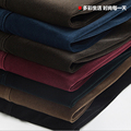 2017 new arrival Autumn winter men corduroy trousers elastic high waist loose male casual plus size 31 32 33 34 35 36 38 40 42