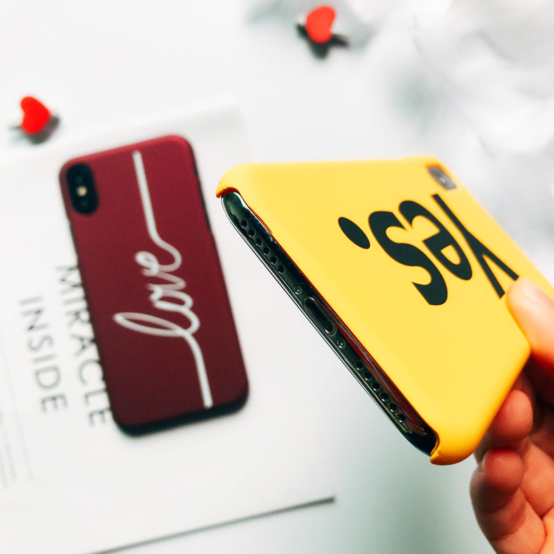 Electronics - Matte Phone Case For iPhone