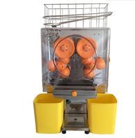 Бесплатная доставка коммерческого использования оранжевый автоматическая соковыжималка фруктовый соковыжималка extractor orange соковыжималка