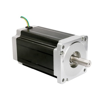 1PCS NEMA34 Stepper Motor 34HS5460 1700 oz.in 6A 151mm 4leads High Torque for CNC Robot Foam Plastic