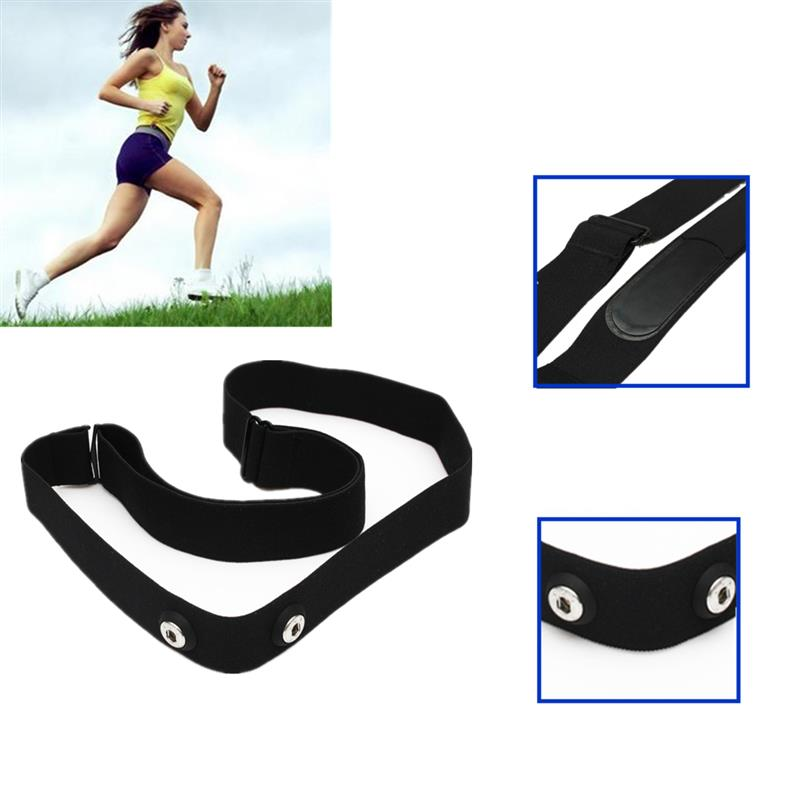 Elastic Chest Mount Belt Strap Bands 7