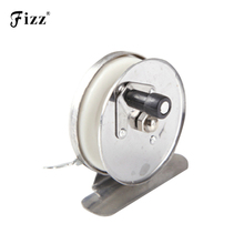 цена на Lowest Price Mini Ice Fishing Reel Stainless Steel Fishing Reels for Stream River Ice Fishing Tackle Free Shipping
