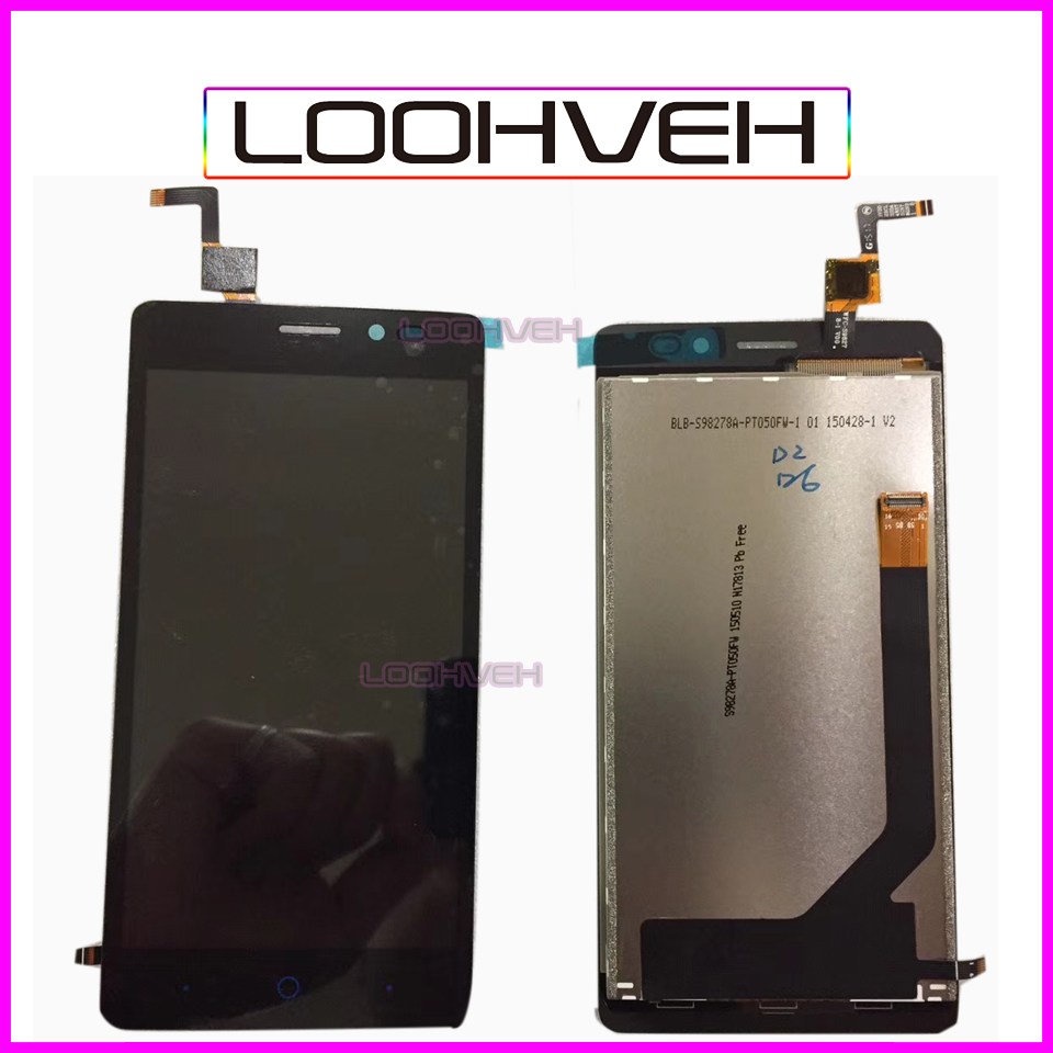 5.0 For ZTE Blade V2 Lite A450 Assembly LCD Display Digitizer High Quality Touch Screen