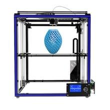 3D Printer DIY Kits Aluminium Profile Seal 12864 LCD Controller Bowden Extruder Big Heatbed Plate Filament