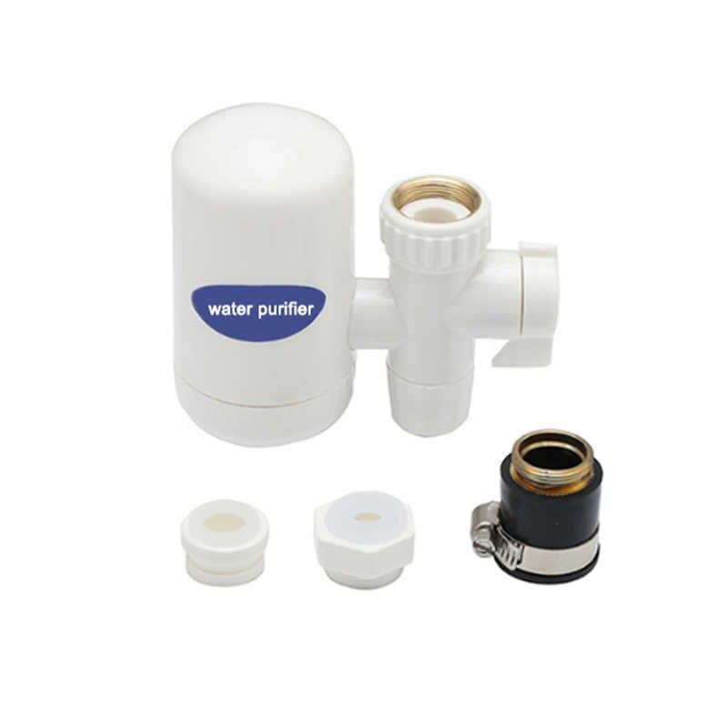 Кран фильтр для воды с моющимся керамическим фильтром картридж водопроводный очиститель воды для бытовой кухни кран Percolator