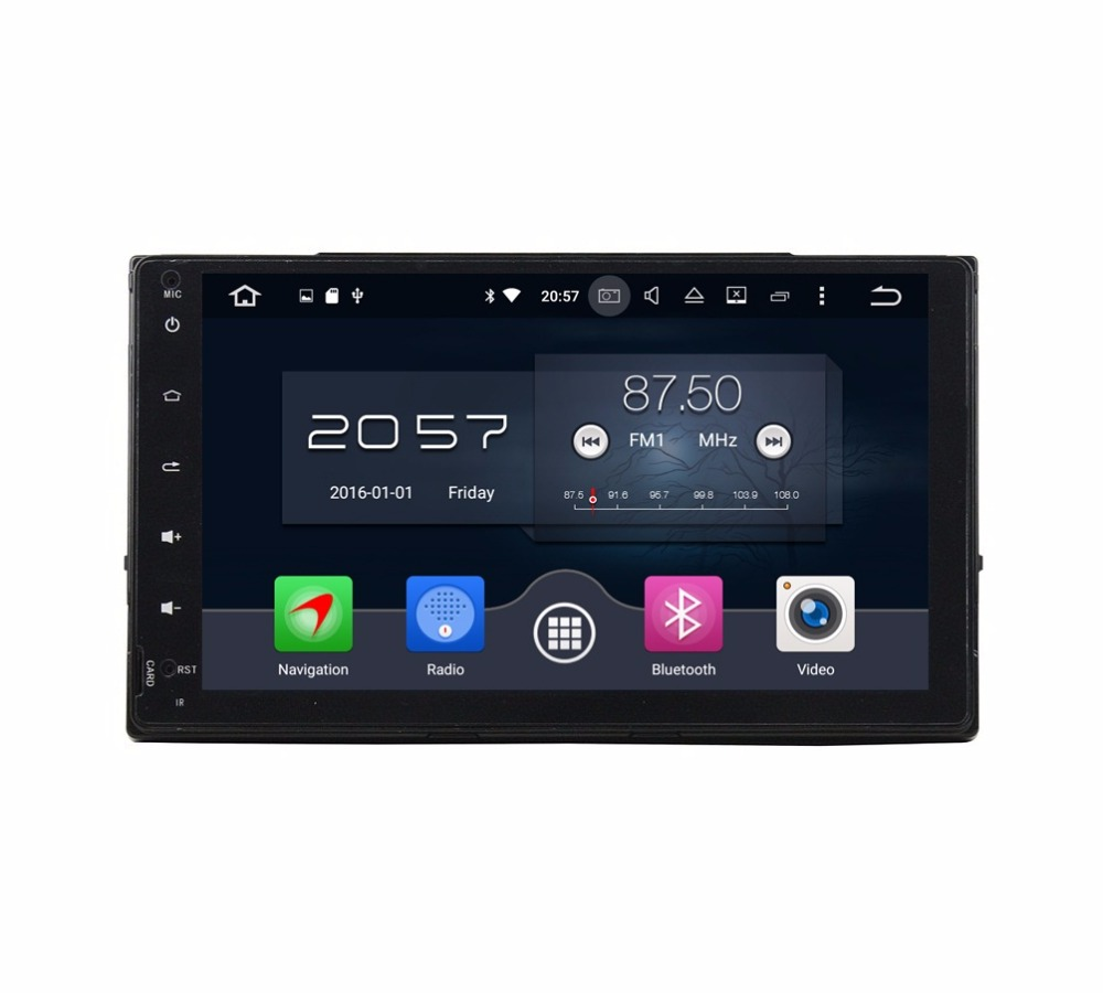 4GB RAM Octa Core 9 Android 6.0 Car Audio DVD Player for Toyota Corolla 2016 2017 With Radio GPS 4G WIFI Bluetooth USB DVR OBD
