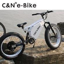 Hottest!!!48v 1000W Snow fat E-bike Electric Mountain Bike/Electric Bike/Electric bicycle