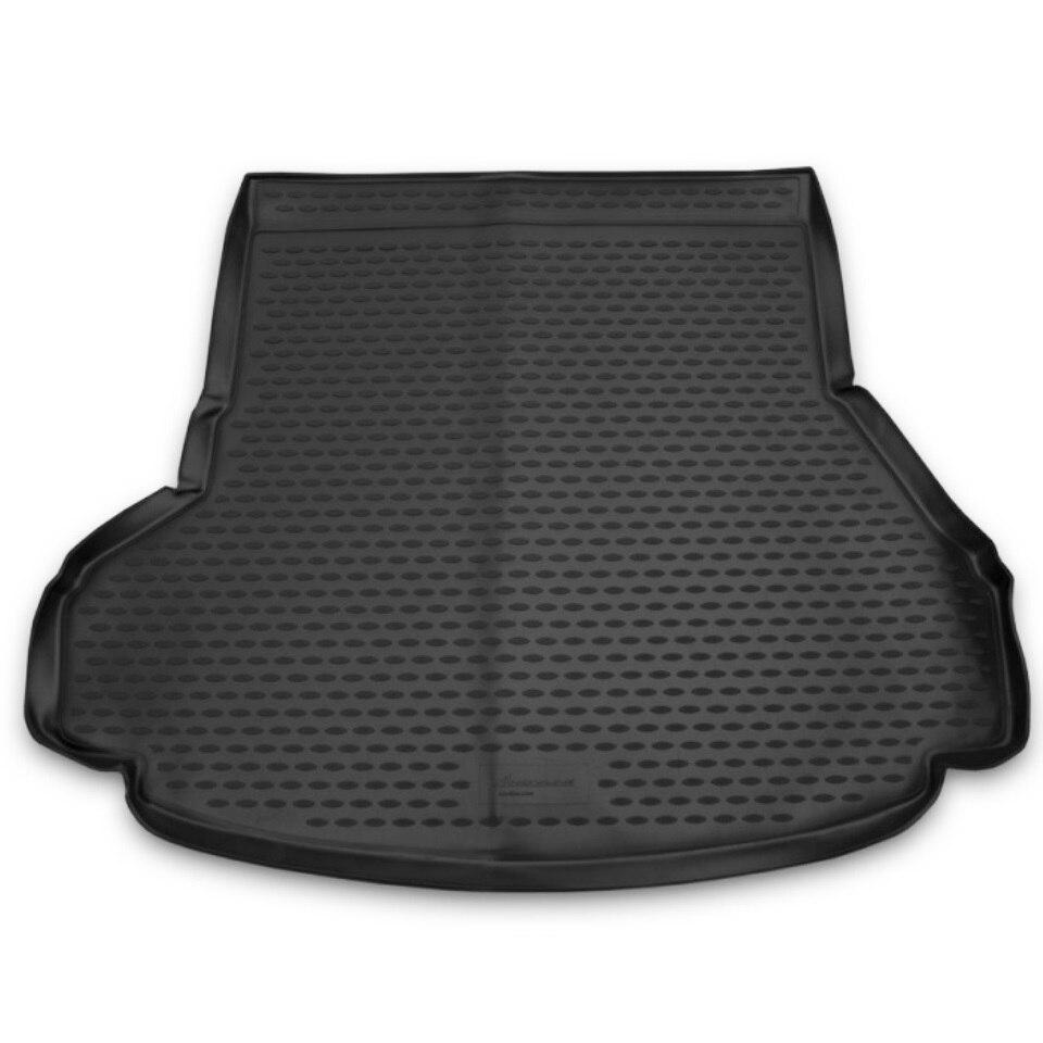 лучшая цена For Toyota Avensis SEDAN 2009-2018 car trunk mat Element NLC4819B10