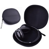 Free Shipping Hot Selling General Hard Case Headset Headphones Earphone Bag Case For Beat P R