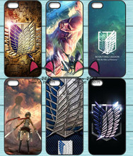 Attack On Titan Anime Phone case for Huawei Honor 6 7 8 5A 5C 6X  P6 P7 P8 P8 Lite 2017 P9 P9 Lite Plus P10 Lite Nova 1 2