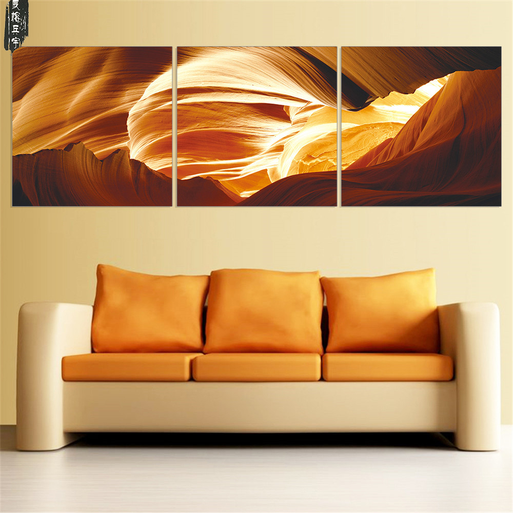Modern Abstract Canvas Painting Modular Canvas Arts