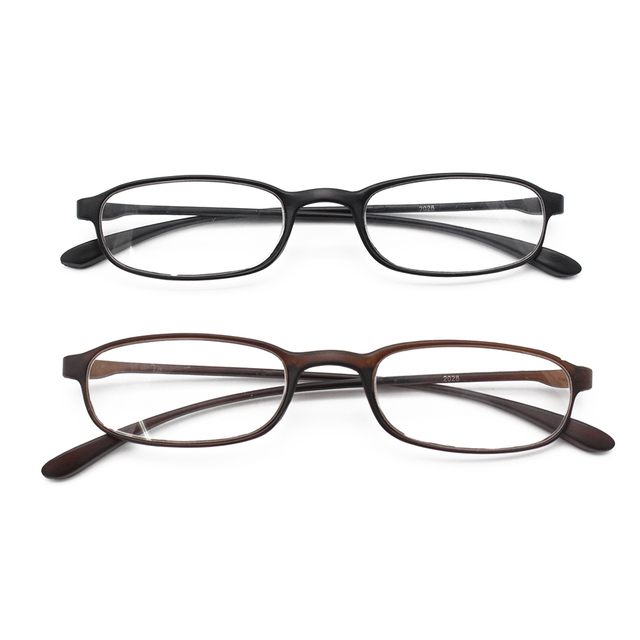 New Flexible Reading Glasses TR90 Readers Spectacles +1.0 +1.5 +2.0 +2.5 Eyeglasses