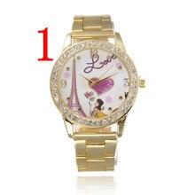 El nuevo taladro determinado del reloj de acero inoxidable, de gama alta marca de relojes de pulsera, reloj de cuarzo, relojes de moda de negocios y de ocio