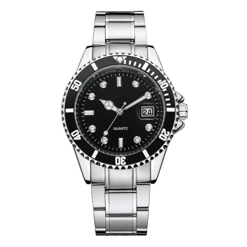 Watches Men  Relogio   Fashion  Luxury   Watches Men   Stainless Steel  Sport Casual  Quartz Wristwatches  Dropship   18JAN17