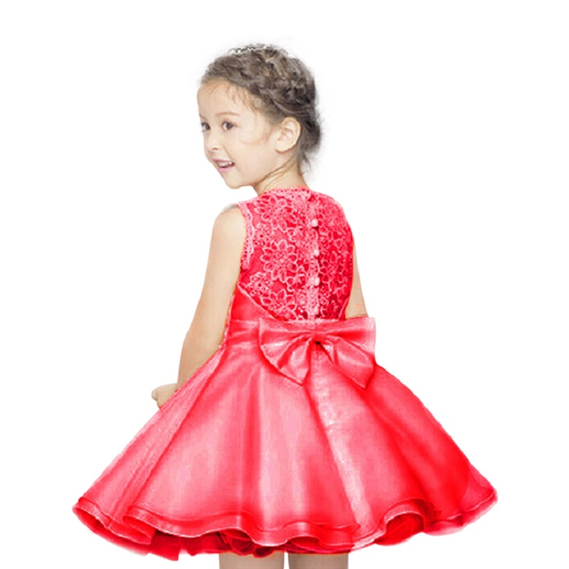 Aliexpress.com : Buy Girls Dress for party dress kids flower lace ...