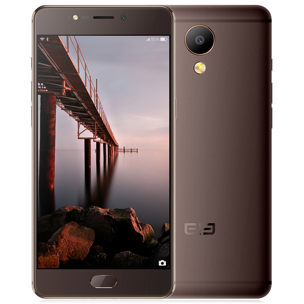 Elephone P8 6GB 64GB 5.5'' FHD 4G Smartphone 16MP+21MP Dual Cameras Helio P25 Octa Core 2.5GHz Android Mobile Phone Fingerprint
