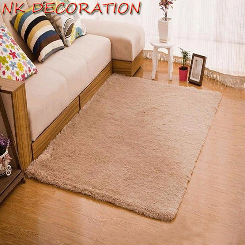 NK Offer Every Day Polyester Carpet Bedroom Living Room Table Window Bedside Mats 40