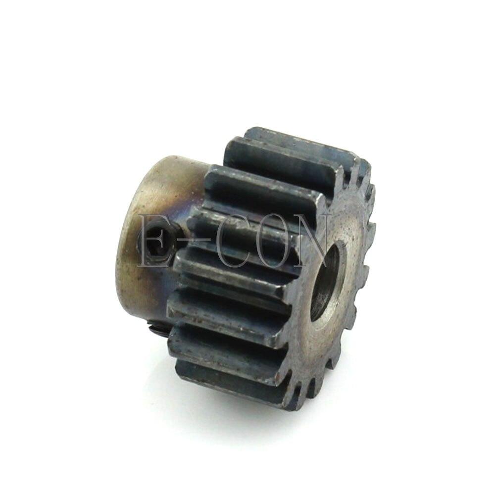 1.5M15T 8mm Bore Hole 15 Teeth Module 1.5 Motor Metal Gear Wheel Top Screw