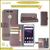 KLAIDO Genuine Cow Leather Mobile Phone Case For ZTE Blade V8 Lite Phone Case For Blade