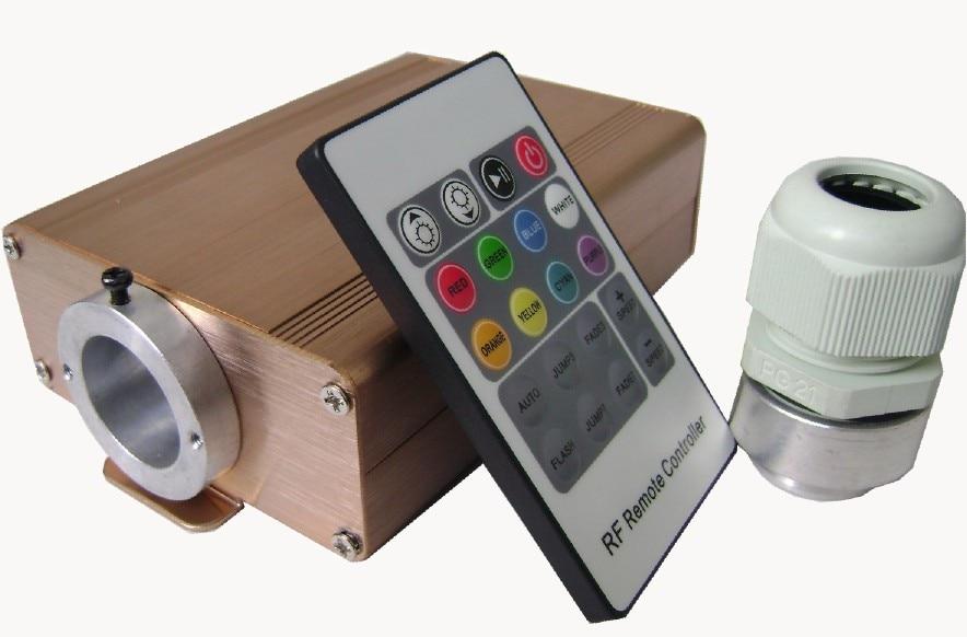 все цены на 12w LED RGB fiber optic illuminator,with 220key RF remote controller;AC100-240V input онлайн
