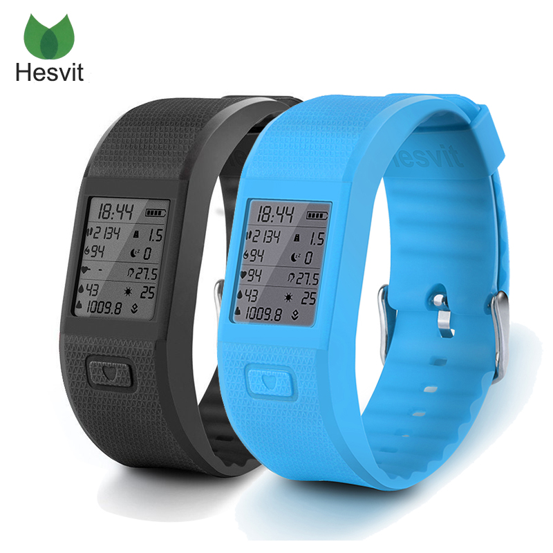 Newest Sports Smart Band Hesvit S3 Smart Bracelet Smart Wristband Sports Fitnes