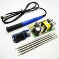 STC OLED T12 Controller DIY 9501 Soldering Handle T12  DIY KITS Power Supply T12-BC2 B2 BL ILS Soldering Iron Tips For Hakko