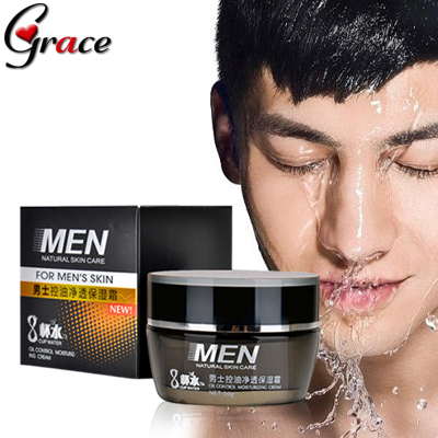 Anti age lotion facial for men