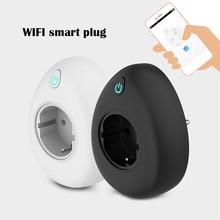 exuanfa wifi smart home plug smart socket EU USB socket Home smart socket custom socket voice Intelligent remote control product