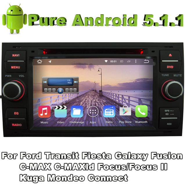 ford galaxy ii audio