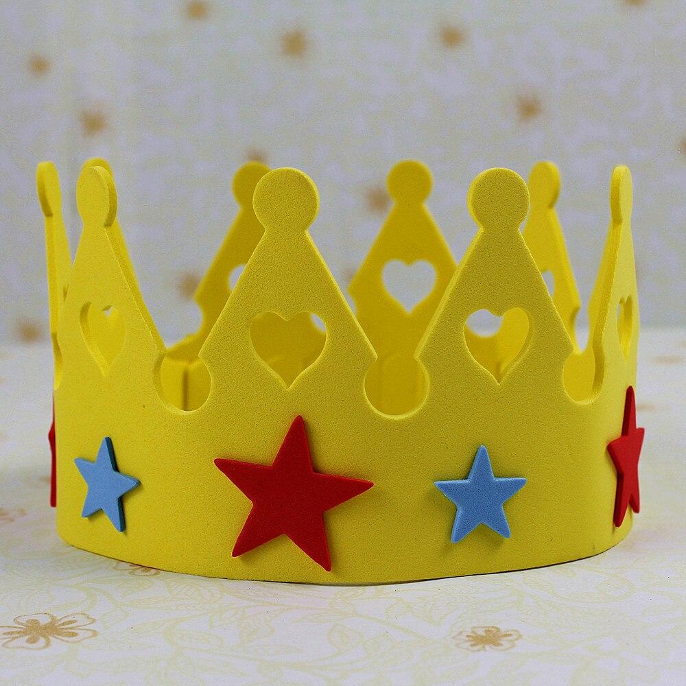 5pcs / lot 10g EVA rođendan šešir dječje izvedbe rekvizite - Za blagdane i zabave - Foto 2