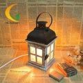 Auténtica madera de cristal de sal lámparas dormitorio luz de la noche del Ojo de la lámpara lámpara de la mesita de noche de la moda creativa